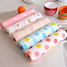 3 Meters Long Creative Home Wave Point Placemat Waterproof Non-slip Insulation Pad Drawer Cabinet Printing Mat