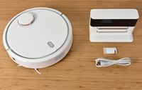 2018 Original Xiaomi Robot Vacuum Cleaner For Home Automatic Sweeping Dust Sterilize Smart Planned Mobile App