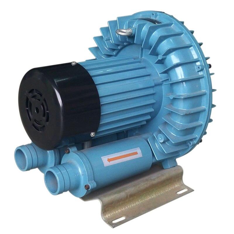 RESUN GF-750A 380V large amount of exhaust blower vortex type jet oxygen pump