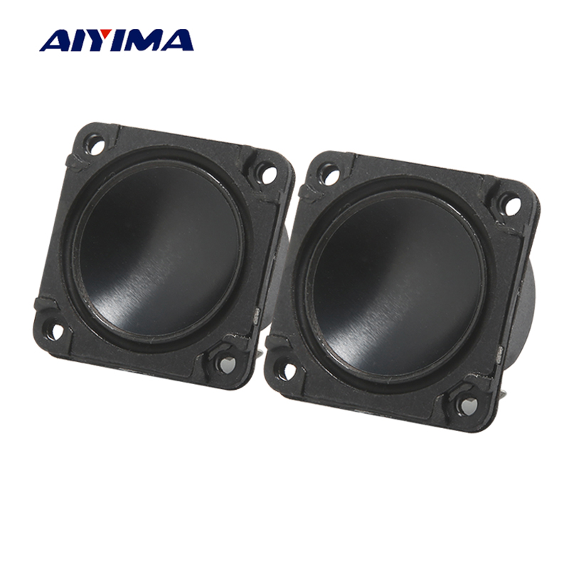 1.5Inch Full Range Speaker 4Ohm 10W Audio Speaker 25 Core Treble Alto Woofer Loudspeaker Audio Bluetooth DIY