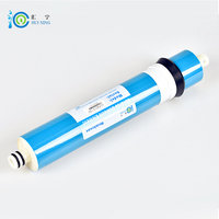 Home 100 GPD RO Membrane Reverse Osmosis Replacement Water System Filter Purification Water Filtration Reduce Bacteria