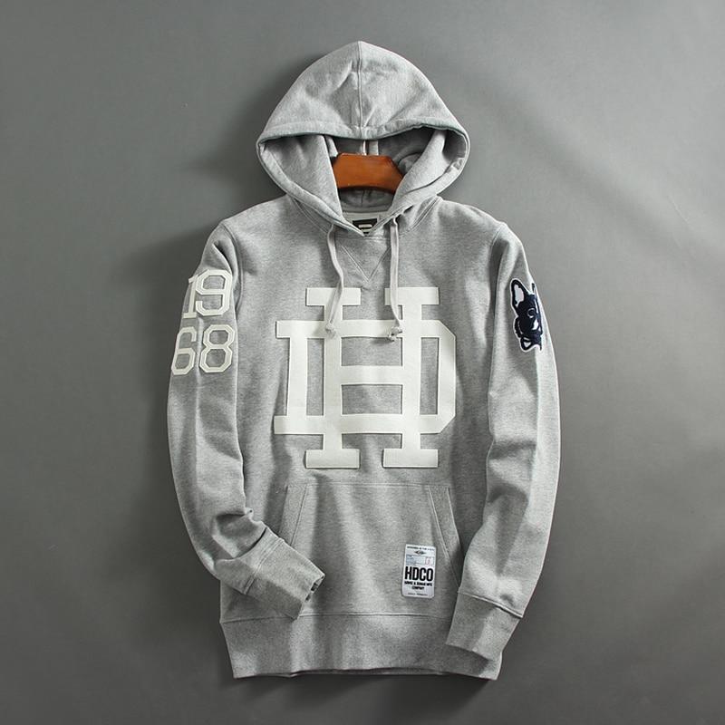 2018 New Fashion Brand Mens Sportswear Print letter Mens hoodies Pullover Hip Hop Mens tracksuit Sweatshirts hoodie sweats