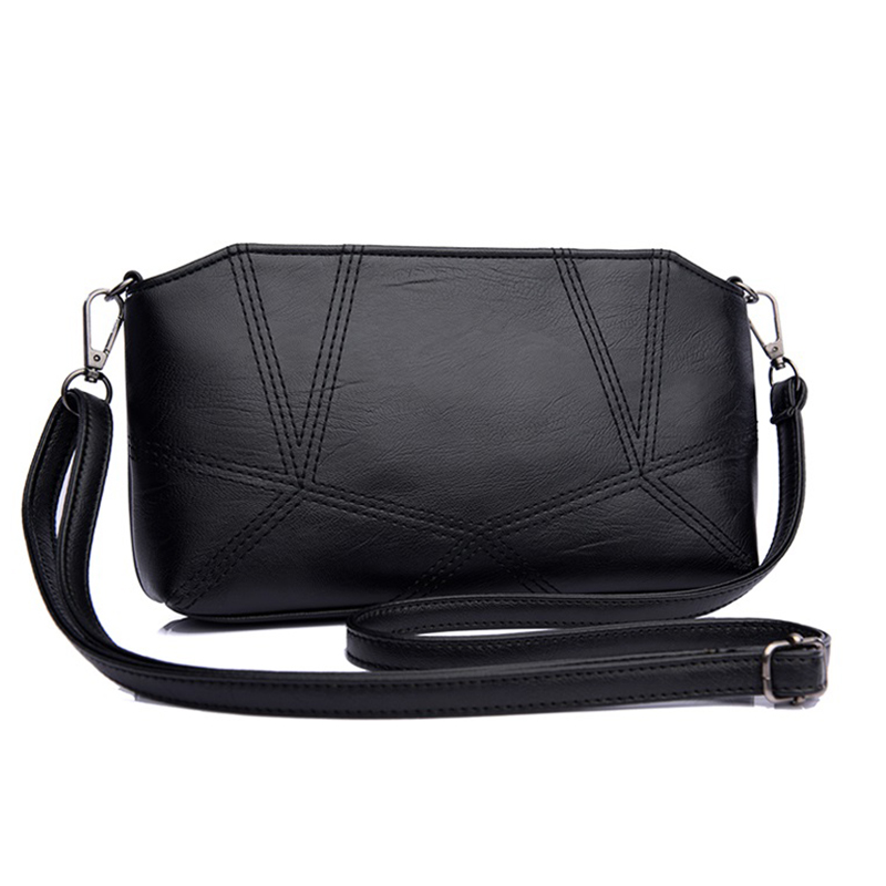 women famous brand 2018 New design Crossbody Bags For Women Vintage pu Leather Messenger Bags For Girls Small Shoulder o Bag
