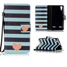 Fashion Wallet PU Leather Case Cover For Lenovo K5 A6000 A7000 Flip Phone Case Smartphone Wallet Stand With Card Slot +Strap A03