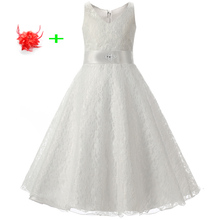 flower girls party dress size 8 to 15