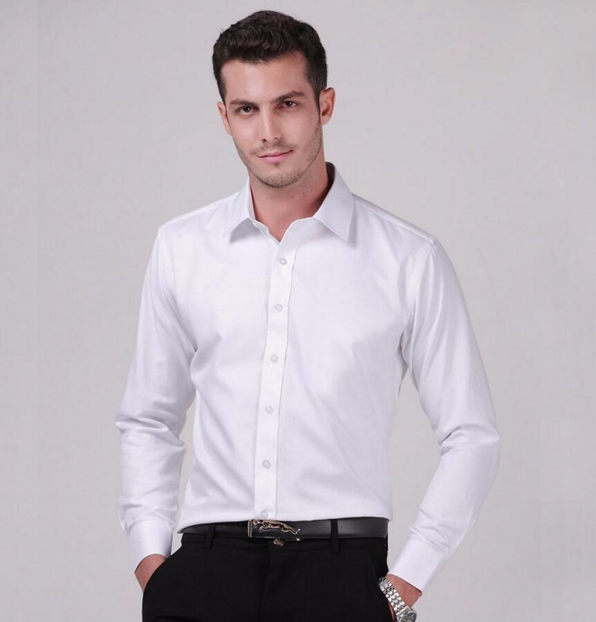 13.1 New Designer Mens Shirt custom Camisa Long Sleeve Men Slim Fit Mens Dress Shirt high quality formal occasion