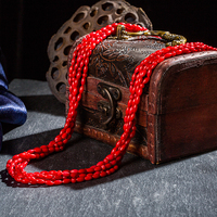 Nouvelle Bohème déclaration collier de mode charme pierre multi-couche mètre 100% naturel corail long collier femmes amende de bijoux