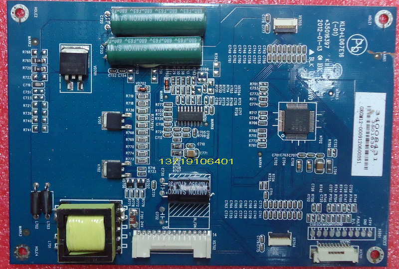 FOR Konka LED42X5000DE constant current board KLD + L067E16 (-01) 35016397 34008431 is used for changhong 3dtv55880i constant current board ssl550 3e2a is used