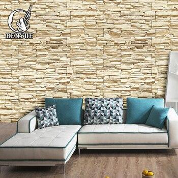 3D Wallpaper Brick Modern Brick Mural Wall paper