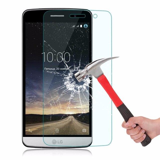 Per LG Ray vetro temperato protezione dello schermo 2.5 9 h sicurezza pellicola protettiva su X190 X 190 Guardia pelicula de vidro