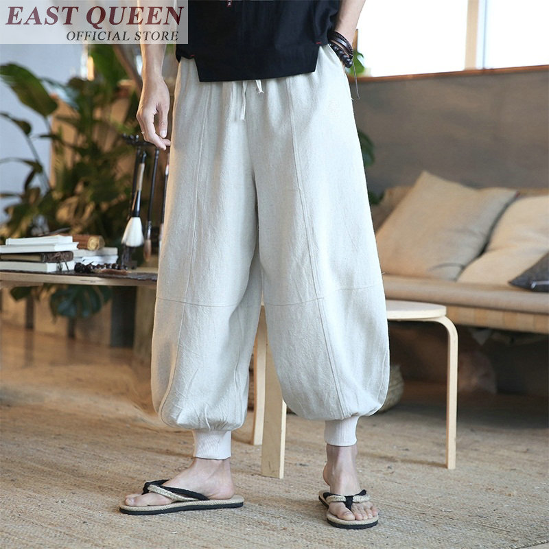 Traditional chinese pants kung fu costume men kung fu outfit wing chun clothing traditional chinese clothing
