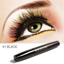 Focallure  Brands 3D Fiber Lashes Rimel Mascara Makeup Cosmetics Natural Fibers Waterproof Eyelash