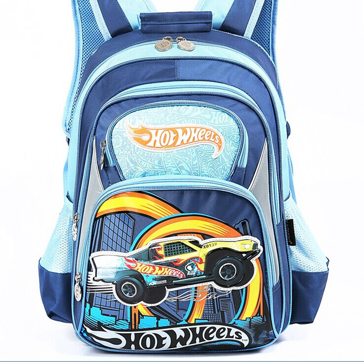 Backpack Children Children's In Hot Male Schoolbag Bags Wheels Bag pUVGLqSzM