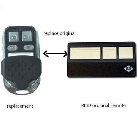 BND remote control, B&D 433.92 mhz garage door remote control, replace 4335EBD CAD4 CAD5 062170 062162 FAM4 FAM5  FAMP  EL4 ect нигма 978 5 4335 0415 8
