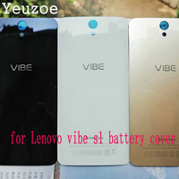 For Lenovo Vibe S1 A40 S1a40 Official Original Tempered Glass Case For Lenovo S1C50 Back Battery