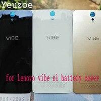 For Lenovo Vibe S1 A40 S1a40 Official Original Tempered Glass Case For Lenovo S1C50 Back Battery
