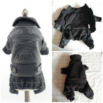 Faux Leather Luxury Coat 3