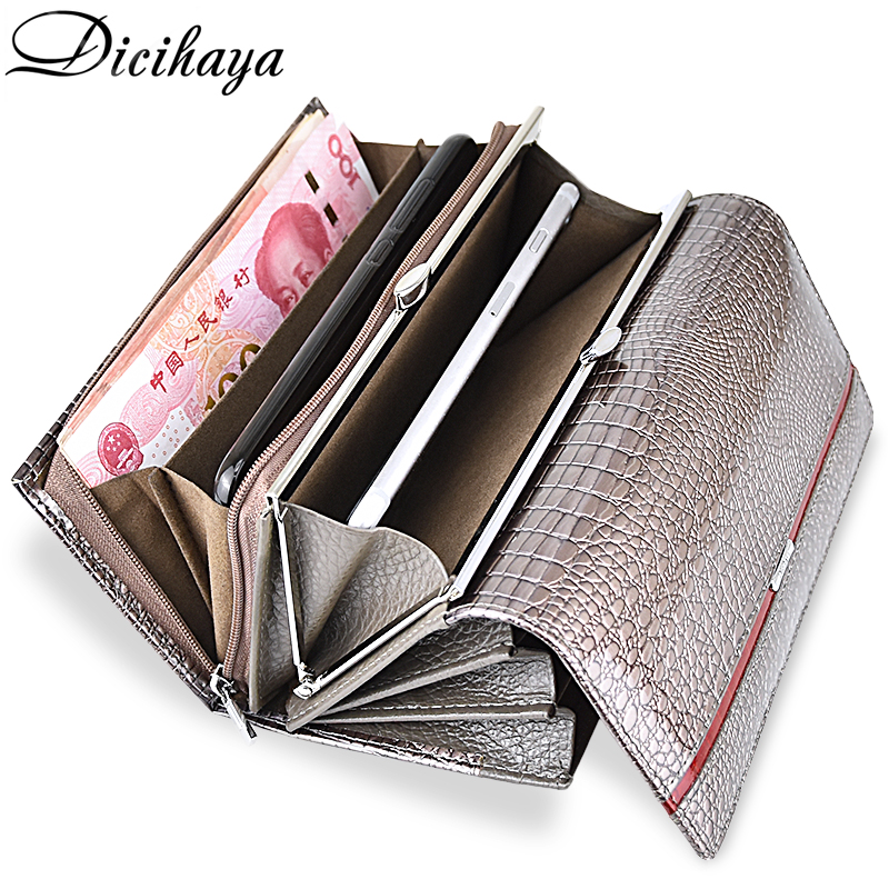 DICIHAYA Brand Genuine Leather…