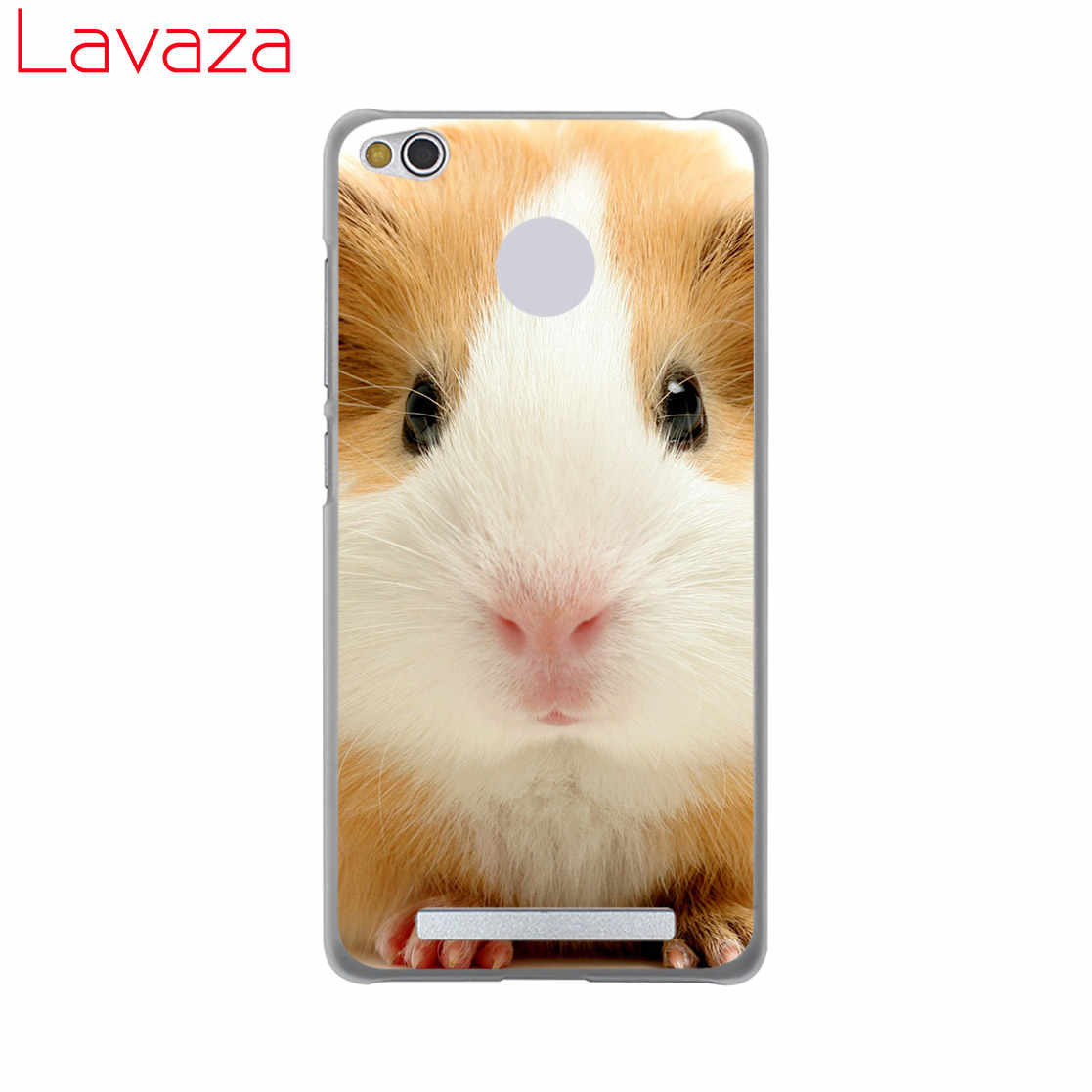 huge discount b02b3 012b5 Lavaza squirrel Guinea Pig Mouse peanut Hard Phone Cover Case for Xiaomi  Redmi 6A 4A S2 6 Note 5 Plus 4 6 Pro 4X 5A Prime Cases