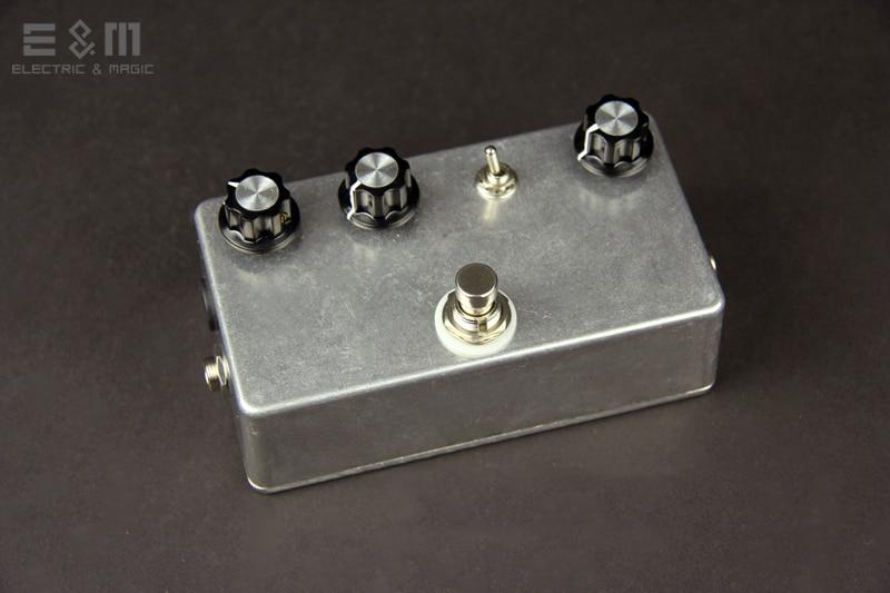 diy mod overdrive jhs superbolt pedal electric guitar stomp box effects amplifier amp acoustic. Black Bedroom Furniture Sets. Home Design Ideas