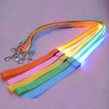 2 5 cm LED Pet Cat font b Dog b font LED font b Leash b
