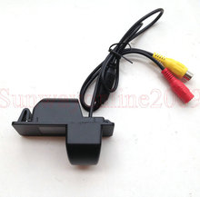 Бесплатная доставкак! Sony CCD вид сзади автомобиля GPS навигация комплект камеры для Chevrolet Aveo первопроходцем Opel Mokka Cadillas SRX CTS