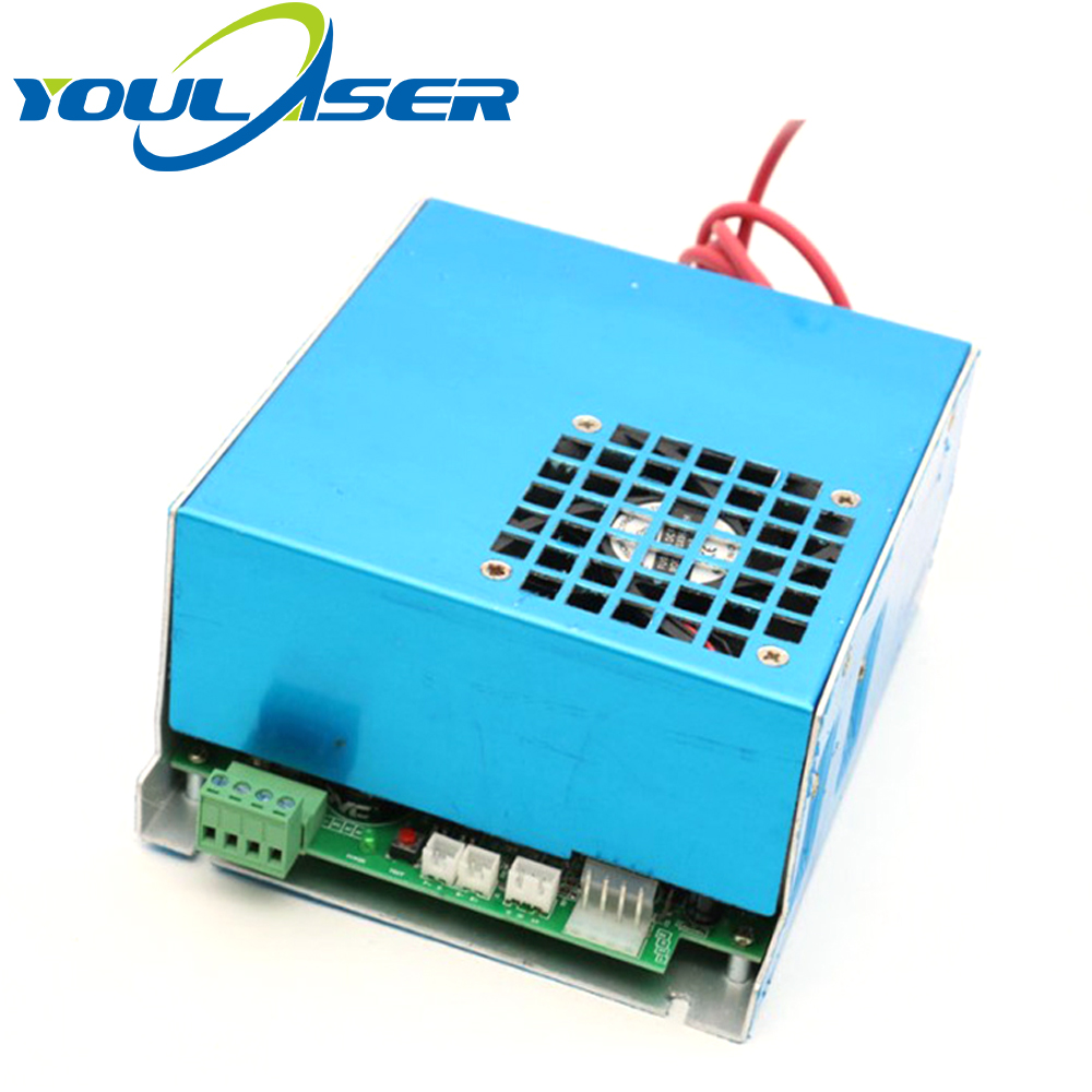 Laser Power Supply 40W MYJG-40W for CO2 Laser Engraving and Cutting Machine diy 40w co2 laser kits for laser cutting and engraving machine