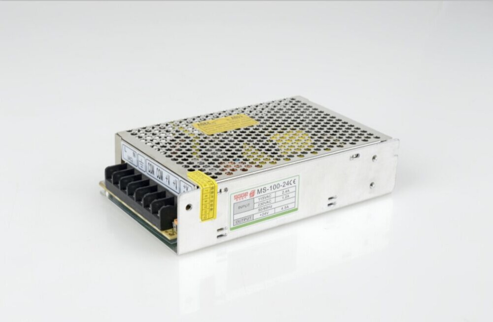 MS100-12  Small Volume Single Output Switching power supply 100W 12V 8.5A   for LED Strip light