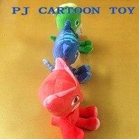 PJ Soft Mask Plush Toy Les Pyjamasques Connor Greg Amaya Jouets Pour Enfants PJ French Baby