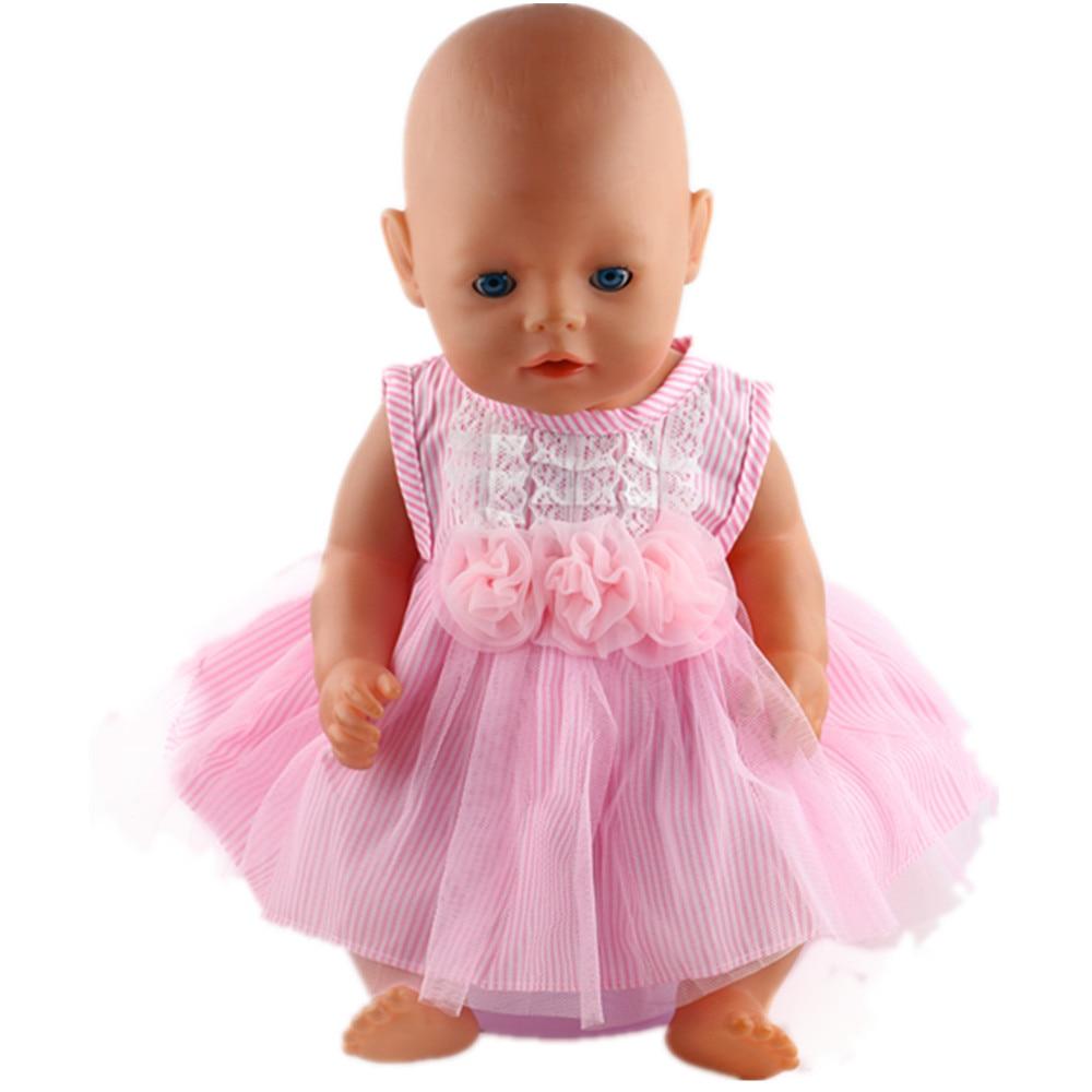 14Style-Choose-1Leisure-Sports-Doll-Clothes-Wear-fit-43cm-Baby-Born-zapf-DollChildren-best-Birthday-Gift-2