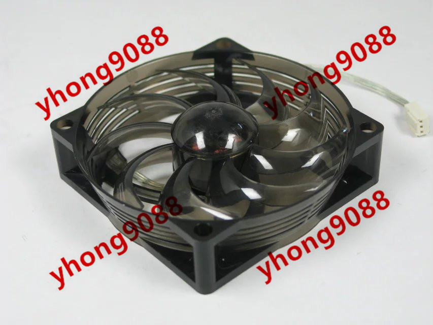 Free Shipping Emacro  CoolerMaster A9025-18RB-3AN-F1 DC 12V 0.18A 3-wire 3-pin Server Square Cooling Fan 100% new good working high quality for washing machine computer board mg52 1002 board