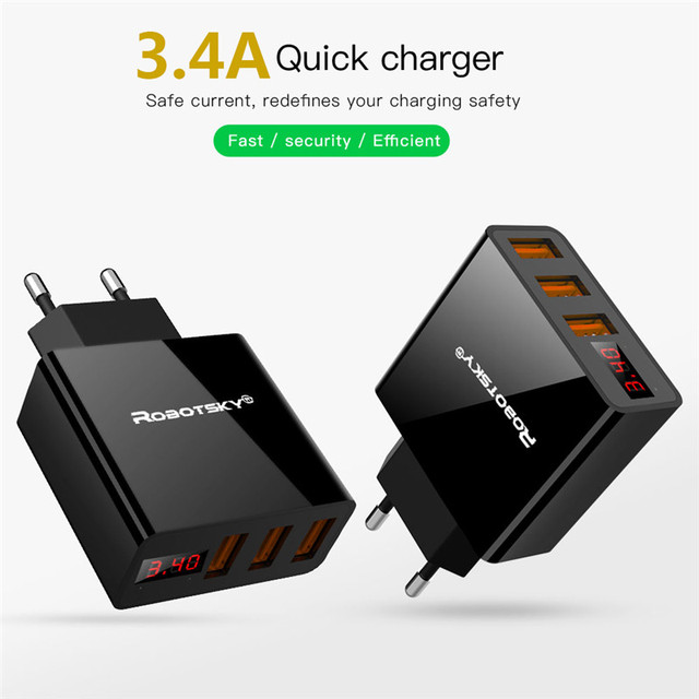 Fast USB Phone Charger
