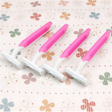 wholesale 4pc/set High Quality 3 Blade System Razor Blades Shaving Blades Shaver Blades Standard for Men Women