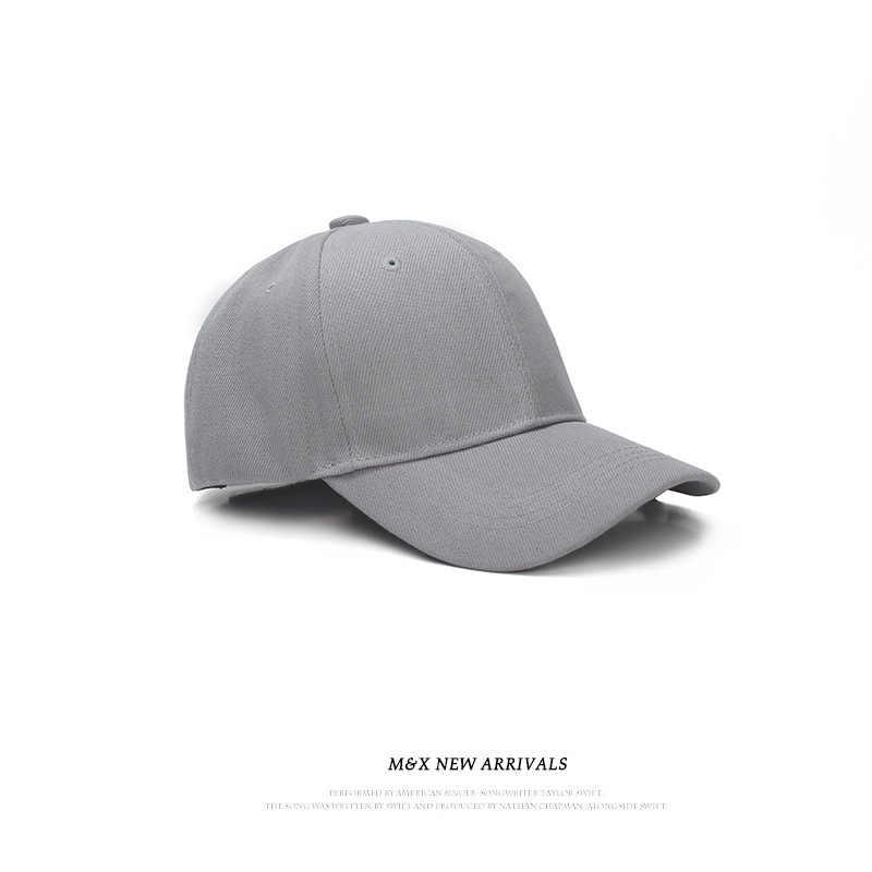 15 لون! الصيف الخريف موضة Soild الرجال النساء قبعة بيسبول التصاق قبعة الهيب هوب قابل للتعديل كول Sunhat Casquette Gorras الحاضر