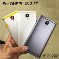 Original For Oneplus One Plus 3 3T A3000 1 3 Back Battery Cover Door Housing Case