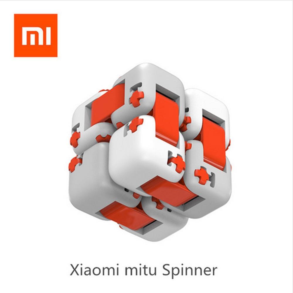 D'origine Xiaomi Mitu Cu être Spinner Doigt Briques Intelligence Jouets Smart Doigt Jouets Portable Pour Smart home Cadeau pour Enfants