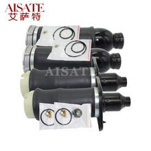 4pcs For Audi A6 4B C5 Allroad Front Rear Pneumatic Air Suspension Bellows Car Springs 4Z7616051D  4Z7616051 4Z7616051A
