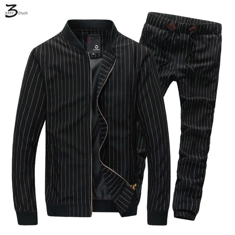 XMY3DWX Youth hoodies suits man hit the spring autumn period the new product high brand stand