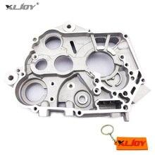 YX150 Engine Starter Right Crankcase For YX 150cc Pit Dirt Mini Motor Cross Bike SDG GPX SSR PitsterPro Stomp IMR YCF Thumpstar