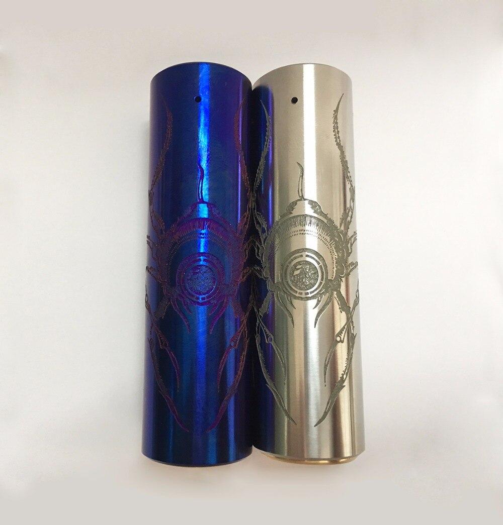 Mods de cigarette électronique Mod mécanique RGE chaud pour 510 fil pour 18650 batterie e cigarettes mech vape mod mehmod - 4
