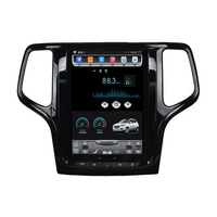 10.4 tesla style vertical screen android 6.0 Quad core Car GPS multimedia Navigation for Jeep Grand Cherokee 2014 2017