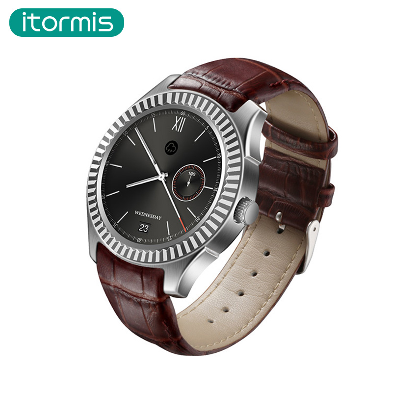 Itormis D7 Relojes Inteligentes Android4.4 SIM Smartwatch RAM 1G ROM 8 GB 500 mA