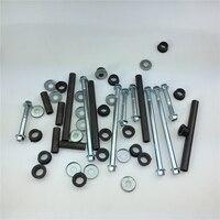 השעיה זרוע קדמית STARPAD עבור 110/125 חלקי טרקטורונים spacer פלסטיק בורג מלא שרוול|ברגים ואומים|   -
