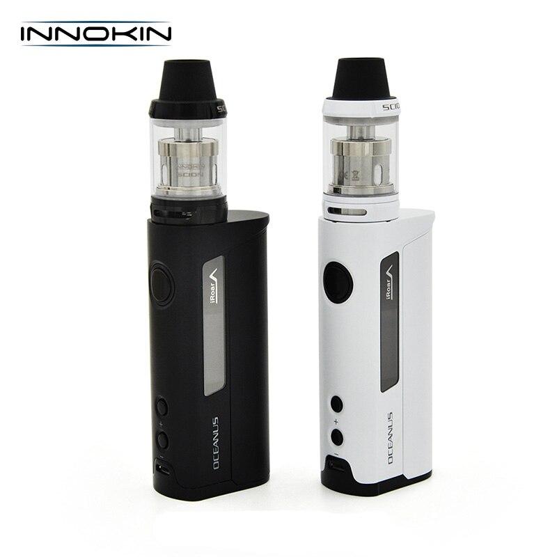 100% оригинал Innokin Oceanus Scion бак полный комплект включены 20700 Сменный аккумулятор для электронных сигарет Oceanus поле Mod