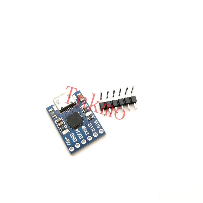 1pcs CJMCU CP2102 MICRO USB to UART TTL Module 6Pin Serial Converter UART STC Replace FT232 esp 07 esp8266 uart serial to wifi wireless module
