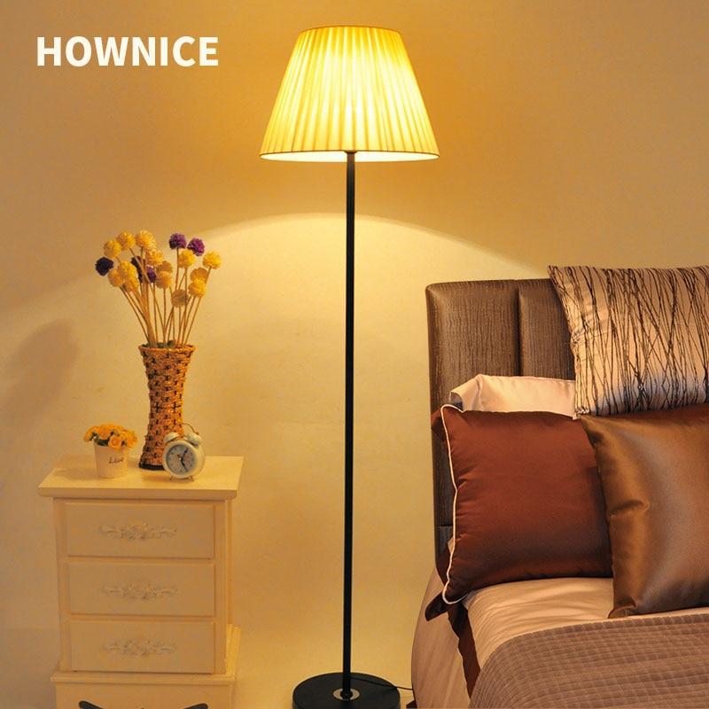 Floor lamp living room bedroom bedside channel, modern creative, warm decorative lights 1pcs