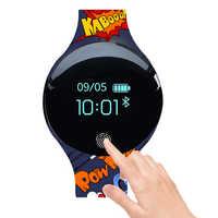 Smart Uhr Farbe Touch Screen Fitness Armband Smartwatch Bewegungserkennung Männer Frauen Smartbracelet Tragbare Gerät