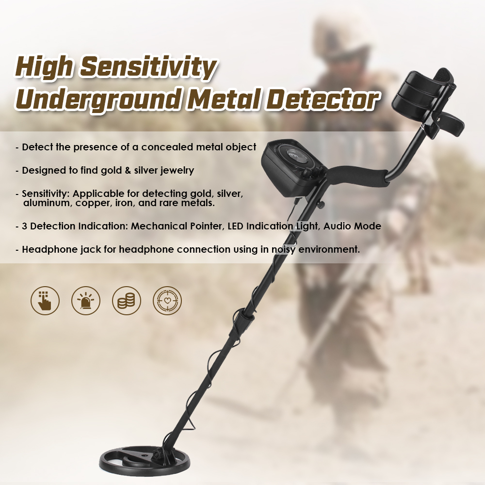 Underground Metal Detector Ground Meter Detector Gold Hunter Gold Metal Detector High Sensitivity Metal Detectr GC1065 акриловая ванна ravak rosa 95 150x95 правая белая