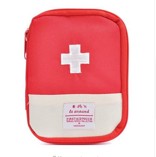 Medicine Storage-Bag Outdoor Portable 10--15cm First-Aid Travel Mini Camping Emergency