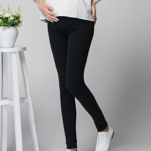 Autumn Winter Maternity Pants for Pregnant Women Maternity Clothes Thick Pregnancy Pants Maternity Clothing